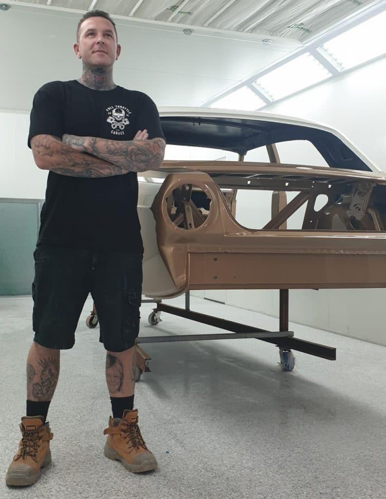 Our Team - Custom Garage
